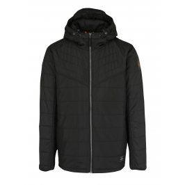Černá pánská voděodolná bunda s kapucí O'Neill
