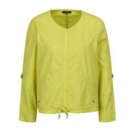 Světle zelená lehká bunda Yest