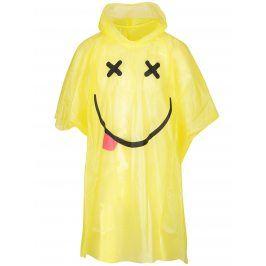 Žlutá pláštěnka ve tvaru ponča Gift Republic