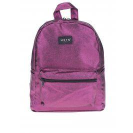 Růžový třpytivý batoh HXTN supply 12 l