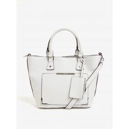 Krémová kabelka s pouzdrem Bessie London