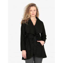 Černý lehký kabát ZOOT