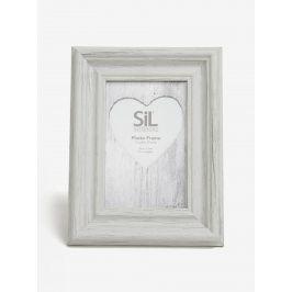 Krémový dřevěný fotorámeček SIFCON