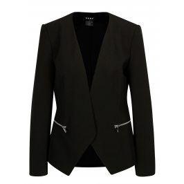 Černé sako DKNY