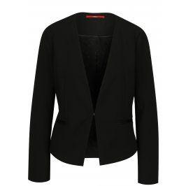 Černé dámské sako s.Oliver
