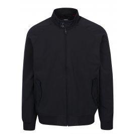 Černá bunda Burton Menswear London
