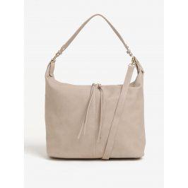 Béžová kabelka s třásněmi Dorothy Perkins