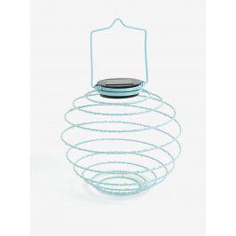 Mentolová LED solární dekorace Kaemingk