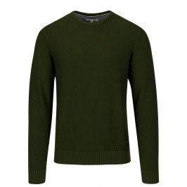 Tmavě zelený svetr Casual Friday by Blend