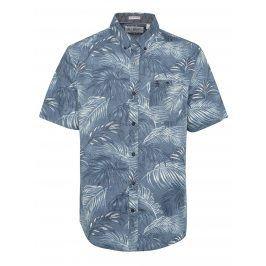 Modrá vzorovaná košile Original Penguin Fern