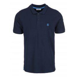 Tmavě modré polo tričko Selected Homme Haro