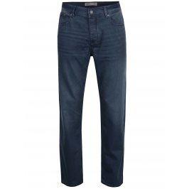 Modré pánské džíny Burton Menswear London