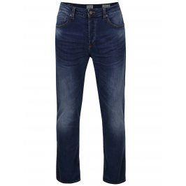 Modré džíny s opraným efektem ONLY & SONS Weft