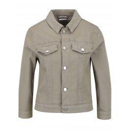 Khaki džínová bunda s kapsami VILA Birkin