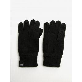 Černé rukavice Jack & Jones DNA