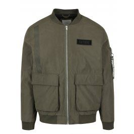 Khaki bomber Jack & Jones Bend