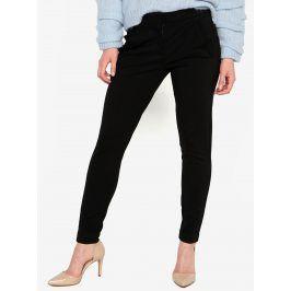 Černé kalhoty Selected Femme Belinda