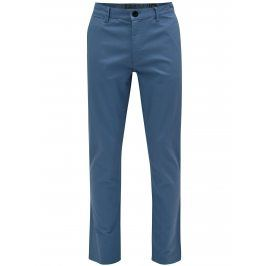 Modré pánské kalhoty NUGGET Lenchino