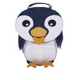 Tmavě modrý batoh ve tvaru tučňáka Affenzahn 4 l