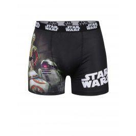 Černé boxerky Star Wars