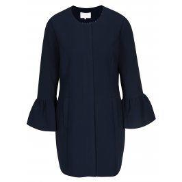 Tmavě modrý lehký kabát VILA Mary