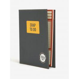 Plánovací blok v pevných deskách Knock Knock