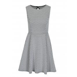 Černo-bílé šaty TALLY WEiJL