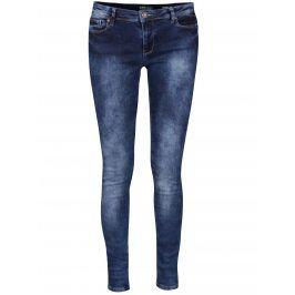 Tmavě modré dámské džíny Cars Victoria