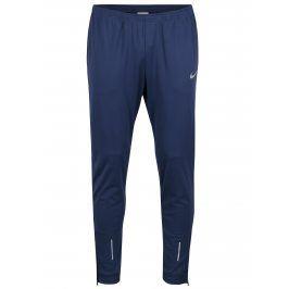 Modré pánské funkční tepláky Nike