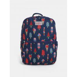 Tmavě modrý batoh s motivem nanuků Cath Kidston