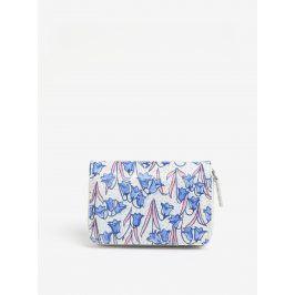 Modro-krémová peněženka s motivem zvonků Cath Kidston