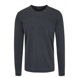 Tmavě šedé tričko s dlouhým rukávem Selected Homme Ben
