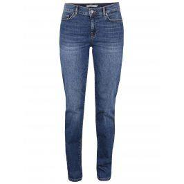 Modré strečové džíny VERO MODA Fifteen