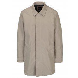 Béžový pánský kabát Geox