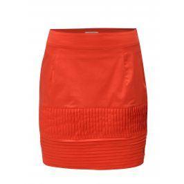 Červená sukně Skunkfunk
