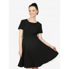 Černé áčkové šaty Haily's Hanna