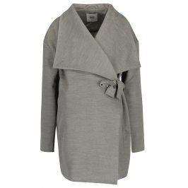 Šedý těhotenský kabát Mama.licious Ronya