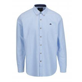 Světle modrá košile Raging Bull