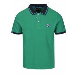 Zelené pánské polo tričko Jimmy Sanders