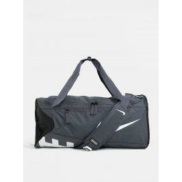 Šedá sportovní taška Nike Alpha Adapt Cross Body