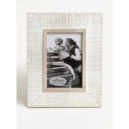 Krémový fotorámeček Sass & Belle