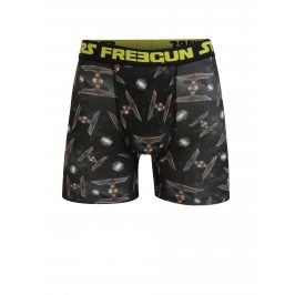 Černé pánské boxerky Star Wars Freegun