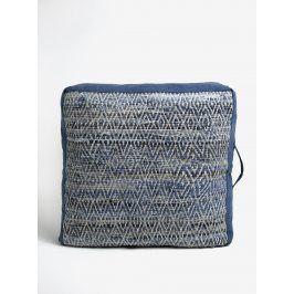 Modrý žíhaný sedák Kaemingk