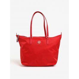 Červená  kabelka Tommy Hilfiger Poppy
