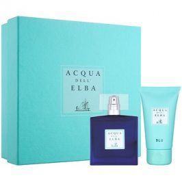 Acqua dell' Elba Blu Men dárková sada I.  toaletní voda 50 ml + sprchový gel 50 ml