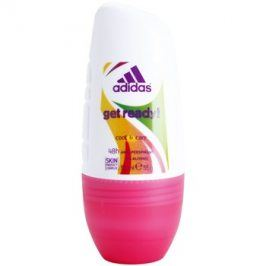 Adidas Get Ready! deodorant roll-on pro ženy 50 ml