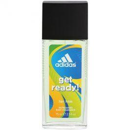 Adidas Get Ready! deodorant s rozprašovačem pro muže 75 ml