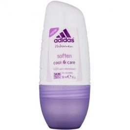 Adidas Soften Cool & Care deodorant roll-on pro ženy 50 ml