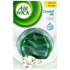 Air Wick Crystal Air osvěžovač vzduchu 5,2 g  (Freesia & Jasmine)