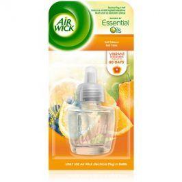Air Wick Essential Oils Anti Tobacco elektrický osvěžovač vzduchu 19 ml náhradní náplň